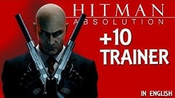 Hitman Absolution | Ultimate Trainer +8 | Working with Steam Version  - 2016 + Download Link