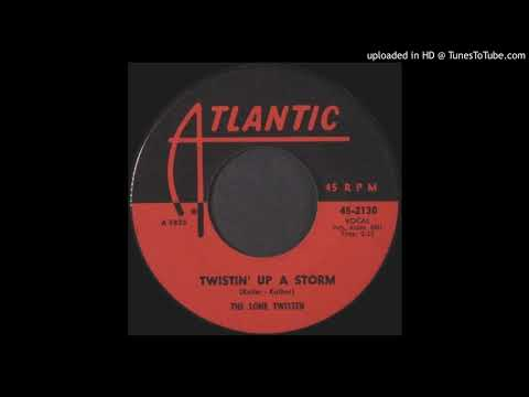 THE LONE TWISTER: Twistin' Up a Storm (Atlantic Records) 1961 ... Murray The K