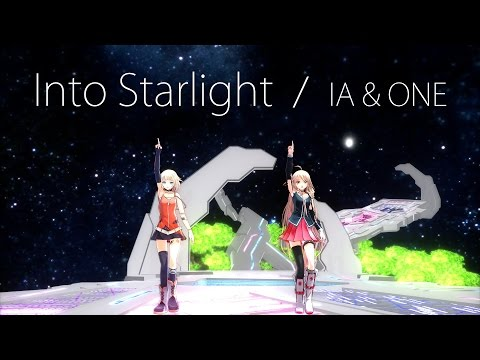 IA & ONE / Into Starlight【MUSIC VIDEO】