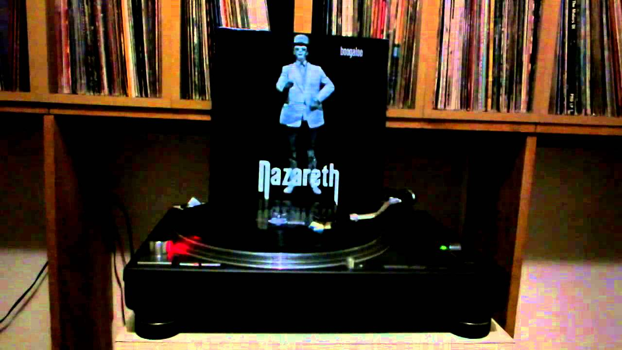 Nazareth Boogaloo Vinyl Side B Youtube