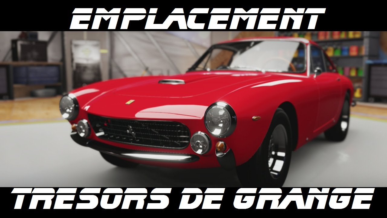 emplacement tr sors de grange forza horizon 2 fr youtube. Black Bedroom Furniture Sets. Home Design Ideas