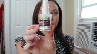 REVIEW: Raw Essentials Face Serum  (Are You In The Mood? )