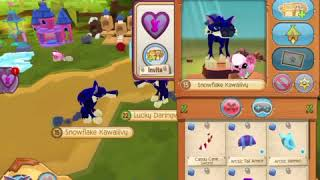 I found a evil scammer on animal jam play wild