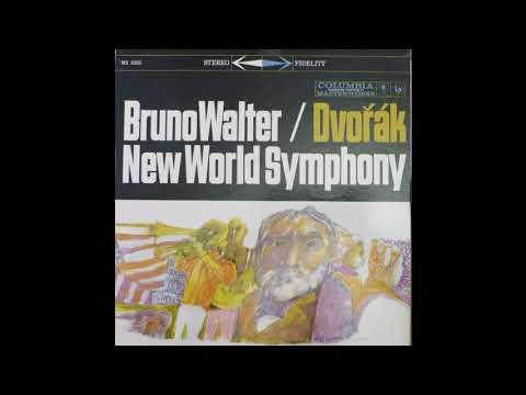 Dvořák New World Symphony Bruno Walter