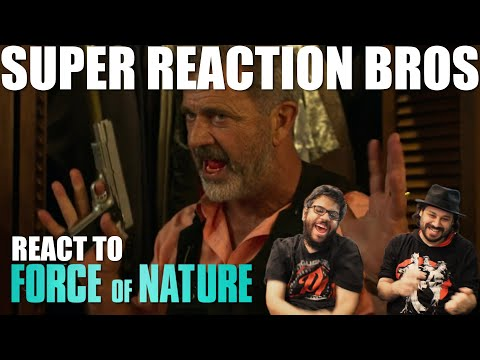 SRB Reacts to Force of Nature | Official Trailer