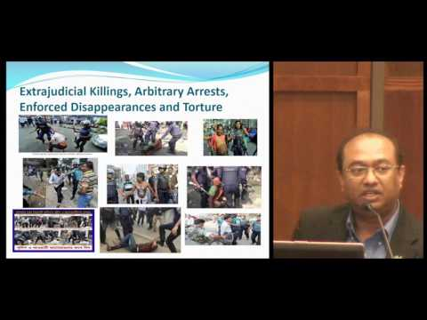 CALL TO INTERNATIONAL COMMUNITY TO RESTORE DEMOCRACY, HUMAN AND CIVIL RIGHTS IN BANGLADESH