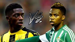 Charly Musonda Jr. Vs Ousmane Dembele - The Next Superstars | Skills & Goals 2016 HD