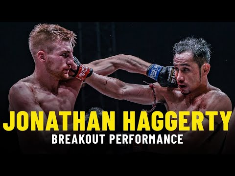 Jonathan Haggerty's BREAKOUT Performance Against Sam-A