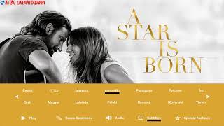A Star Is Born (2018) Blu-ray™ Disc   Menu Walkthrough