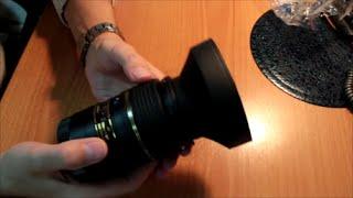 резиновая бленда для объектива(, 2014-11-19T08:05:11.000Z)