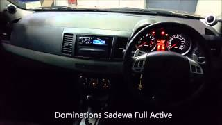 Proton Inspira with full active 3 way system