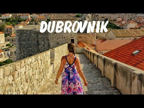 Dubrovnik's city walls | Croatia Vlog 11 | World Wanderista