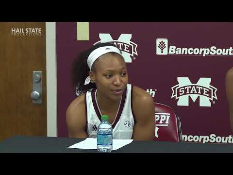 Mississippi State Women's Basketball Post Game Press Conference - 12/10/2017