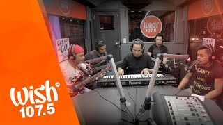 "Nexxus performs ""I'll Never Go"" LIVE on Wish 107.5 Bus"