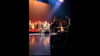Rufus Wainwright: The Art Teacher, Pretty Things and the Hallelujah chorus