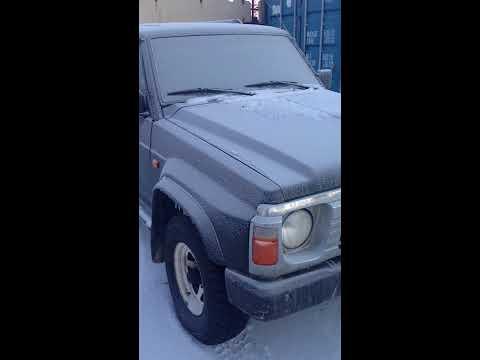 Nissan Patrol запуск в 25