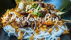Food Guide Berlin Prenzlauer Berg I What to eat in Berlin I  Germany Travel Guide