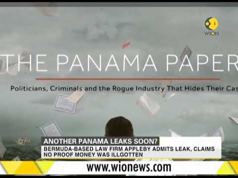 Another Panama leaks soon?