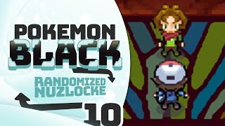 "Pokemon Black Randomized Nuzlocke W/ Original151 EP 10 - ""BOLOGNA AND SWISS!"