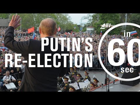 Putin's re-election 2018 | IN 60 SECONDS