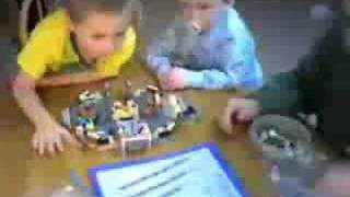 Build of Millennium Falcon Lego Time Lapse