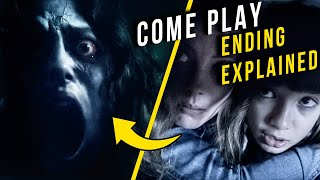 Come Play Horror Movie Ending Explained