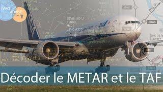 [IVAO FR] |ATC| |PILOT| Décoder un METAR/TAF