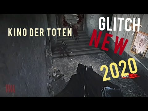 *NEW* 2020 GLITCH -KINO DER TOTEN (CALL OF DUTY BLACK OPS ZOMBIES)