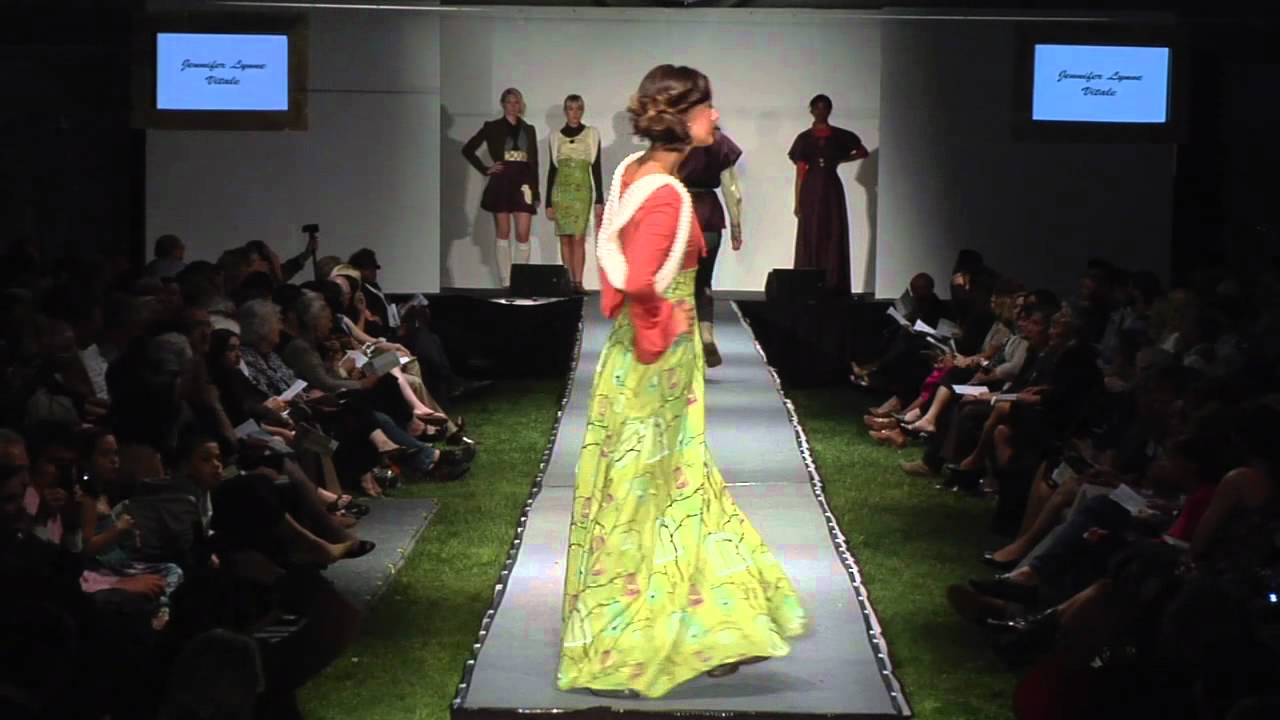 Moore College Of Art Design Fashion Show 2011 Senior Collections Part 2 Youtube