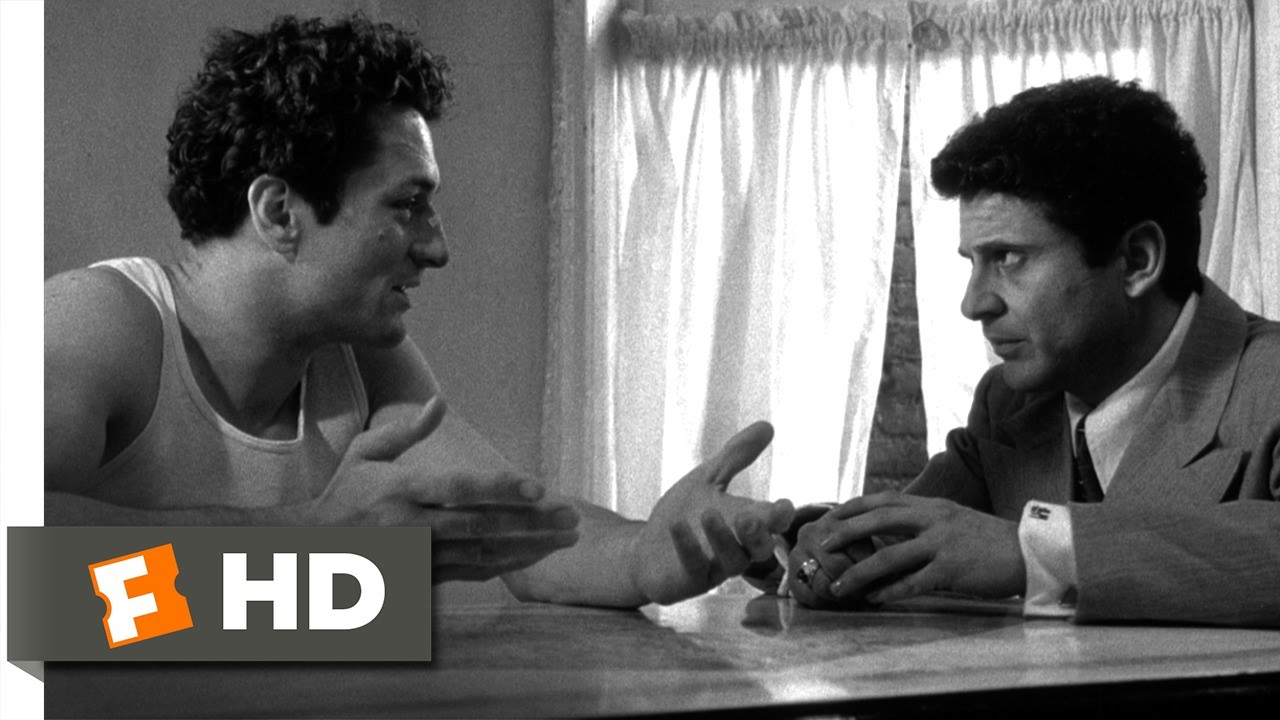 Download Raging Bull (3/12) Movie CLIP - Hit Me in the Face (1980) HD