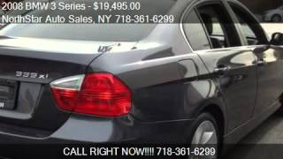 2008 BMW 3 Series w/Sport Package - for sale in Long Island