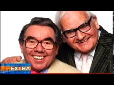 Ronnie Barker obituary (ITV News Channel Breaking News, 2005)