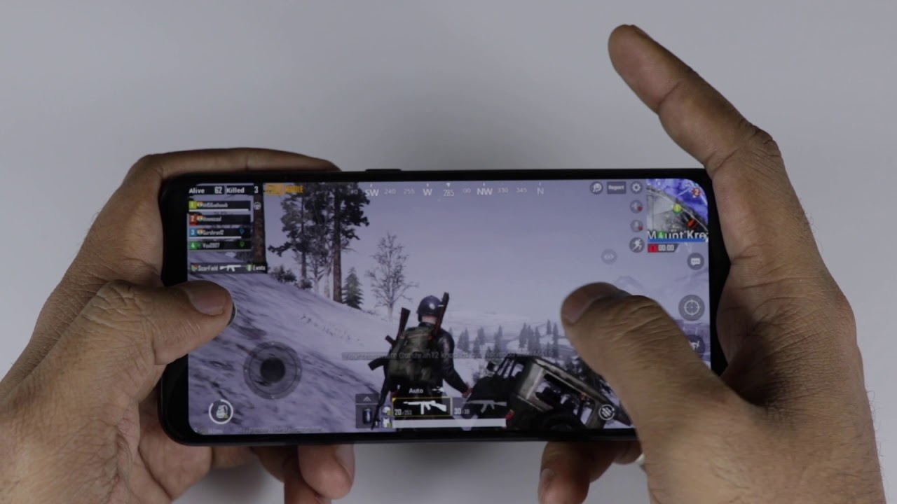 Pubg Mobile Graficos Hdr: Benchmark Scores, PUBG Mobile Gaming
