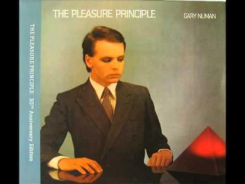 Gary Numan - Airlane (My Cover)