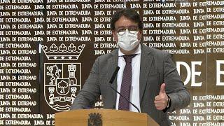 Extremadura no tiene previsto