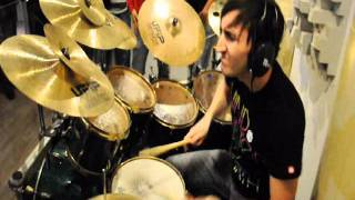 "Video Virgil Donati ""Invasion Of the Ants"" Valerio Lucantoni Drum cover @ Kiwimusic school Roma download MP3, 3GP, MP4, WEBM, AVI, FLV Agustus 2018"