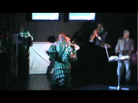 Scotia Bank Panama - Celia Cruz Talent Show 2011 Winner