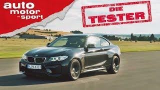 Baixar BMW M2: So muss das sein! - Die Tester | auto motor und sport