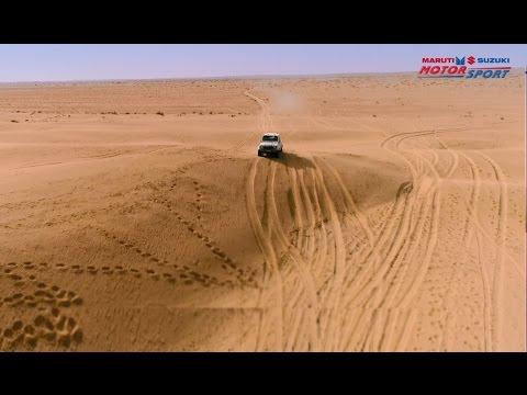 Maruti Suzuki Desert Storm 2017 – The Complete Journey
