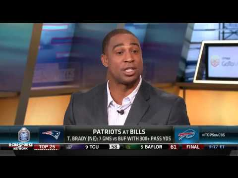 London Fletcher on Buffalo Bills