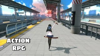 Top 7 New Anime Style Action RPG For Android/iOS 2019