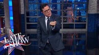 It's Finally Time to Cut Off that Weiner by : The Late Show with Stephen Colbert