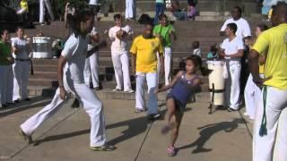 Capoeira lessons Phila Art Museum 1