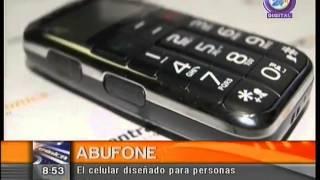 Llegan los teléfonos celulares diseñados para adultos mayores