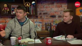 Brian O'Driscoll: Sexton's genius, Nigel's off-day, HIA havoc - OTB AM