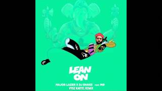 Lean On - Major Lazer (Rise Up's Vybz Kartel Mash-Up) | Walshy Fire Presents