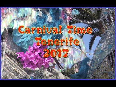 Carnival Time Tenerife 2017