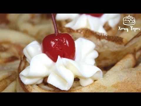 Крем для Торта за 1 минуту! Это так ПРОСТО! Крем с творожным сыром и Маскарпоне-Крем для Торта Цифра
