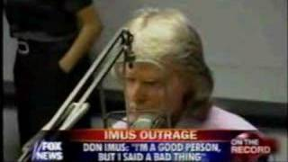 "The Complete Summary Of The Don Imus ""Nappy Headed"" Incident"