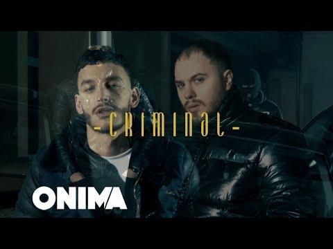 LikioRilli Ft. NUSH - CRIMINAL (Official Video 4K)
